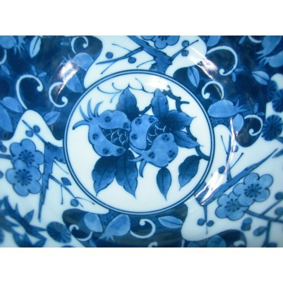 Oval Plate 11302C