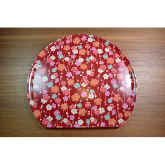 Japanese Red Placemat